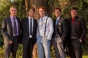 matric farewell photoshoot of boys