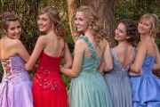 matric farewell photoshoot of girls