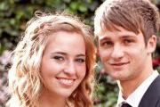 matric farewell photoshoot of couple